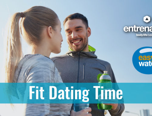 "COLABORAMOS CON ENTRENARME EN EL ""FIT DATING TIME"""